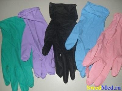 аллергия на перчатки из латекса