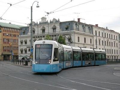 geteborg-shvetsiya-tramvaj