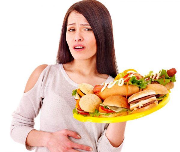 Понос и тошнота после еды