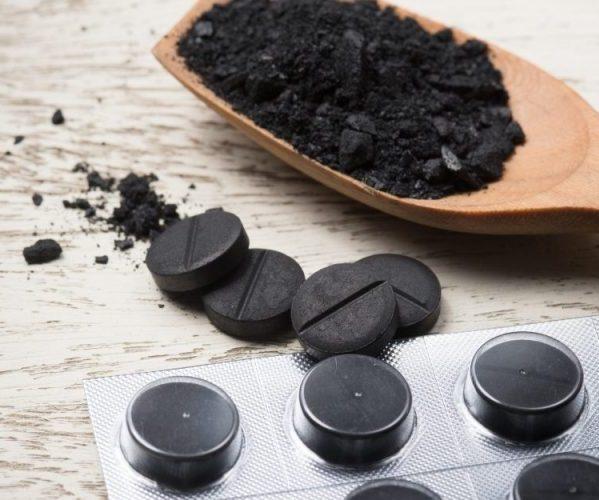 Активированный уголь при запоре 💊